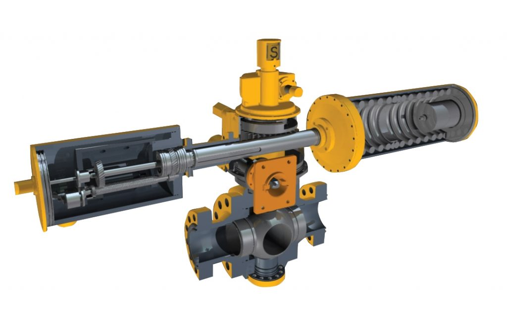 Subsea Electric Actuator (SEA ™)